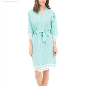 Kimono Robe for bride XS